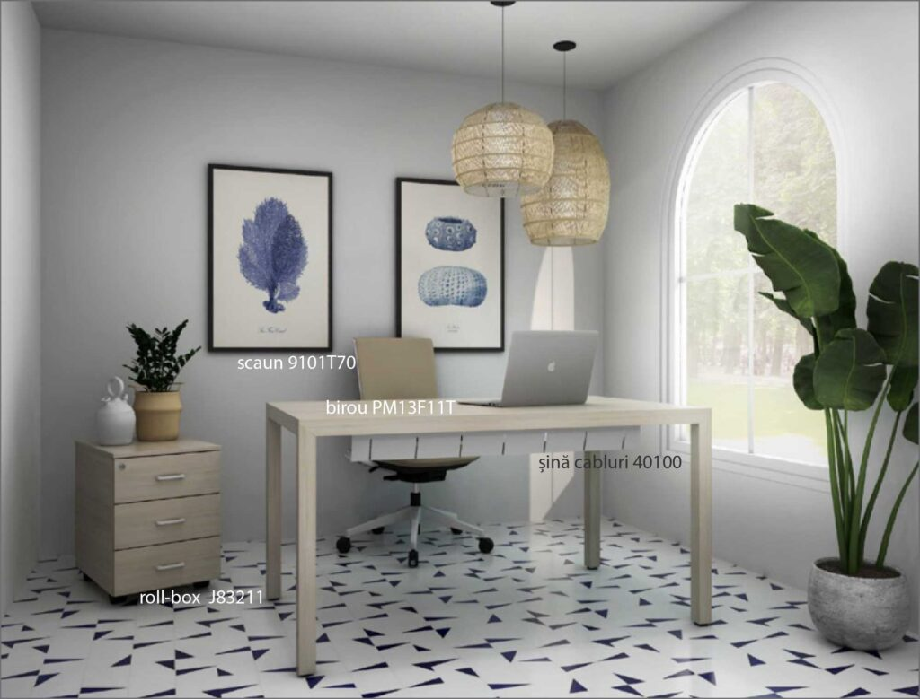 Oferta Chairry mobilier birou