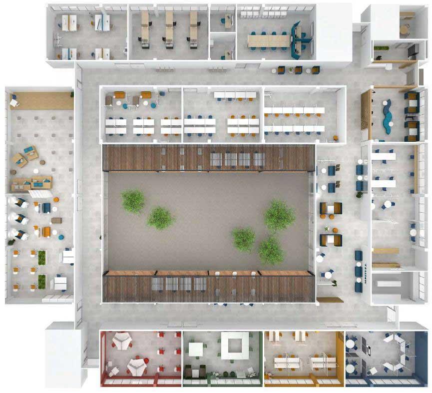 schema reorganizare scoala in contextul covid-19