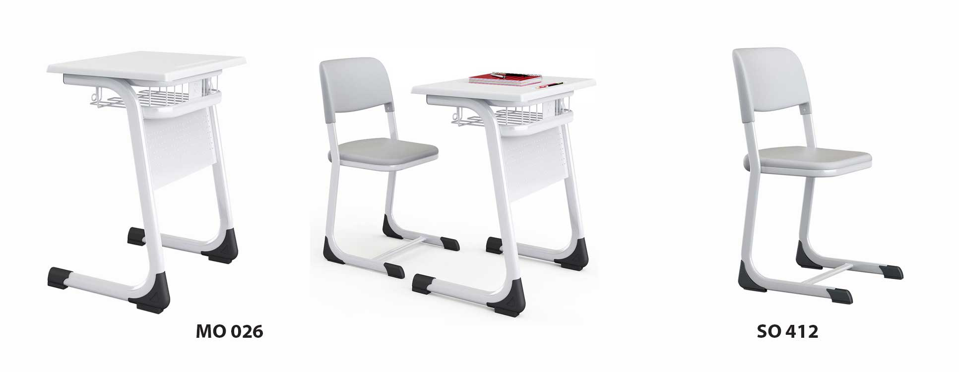 Chairry set mobilier scolar individual
