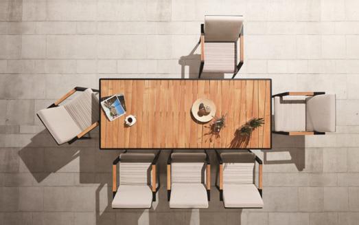 Set masa si scaune gradina