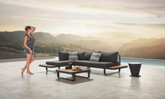Set lounge pentru terasa
