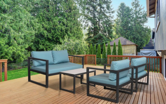 Set lounge pentru gradina